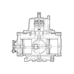 Przepływomierz tłokowy MJ65
