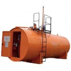 Aboveground and underground steel tanks