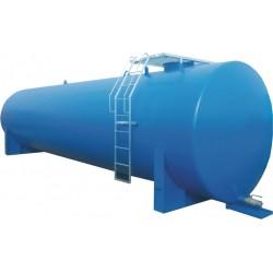 Zbiornik stalowy do RSM