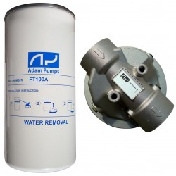 Filtr separatora wody do ON 100 L/MIN z głowicą