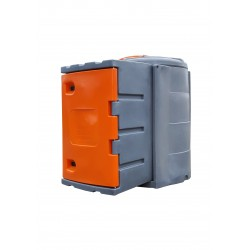 Zbiornik do paliwa i oleju napędowego opałowego - dwupłaszczowy 1300l