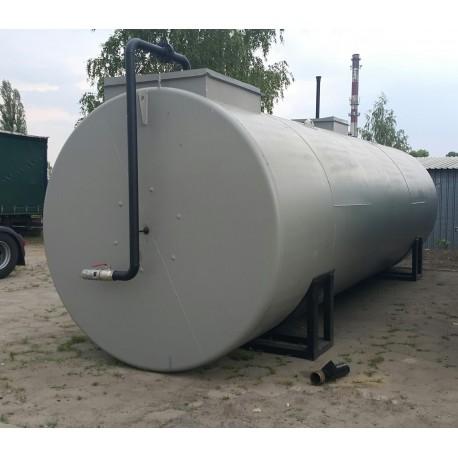 Zbiornik stalowy, używany o poj. 50 m3