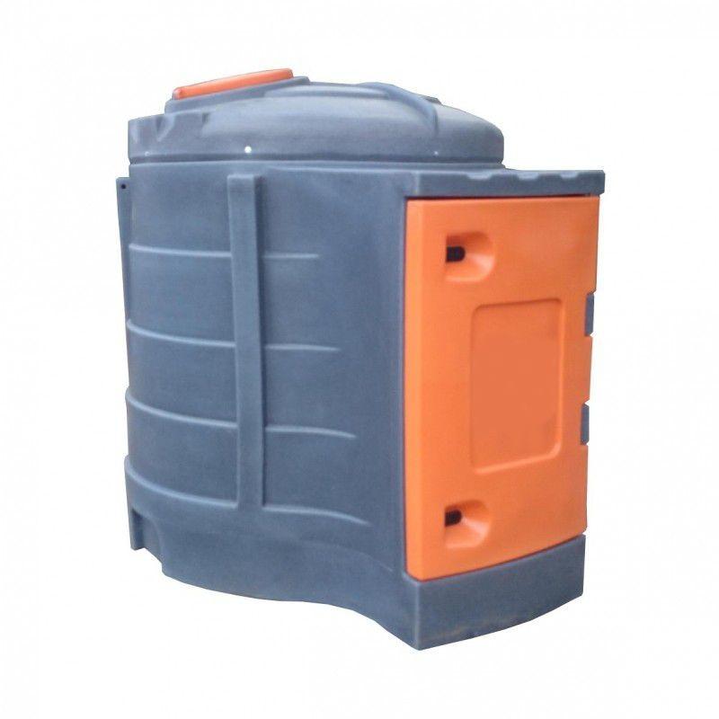 Chłodny Zbiornik do paliwa i oleju napędowego i opałowego - dwupłaszczowy GO84